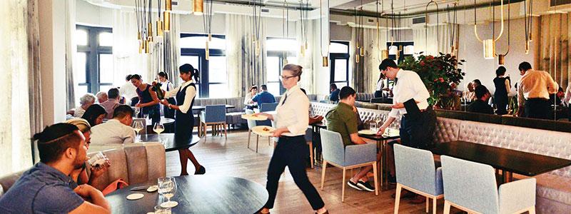 Special Restaurants in Toronto